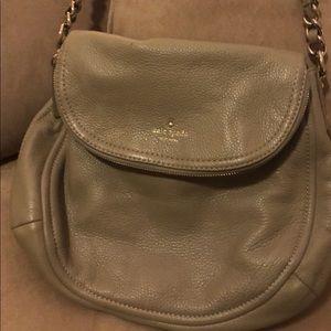 Kate Spade Stone Grey Bag